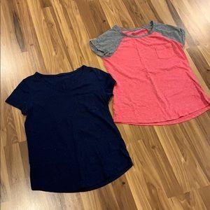 Bundle of women's tshirts ‼️